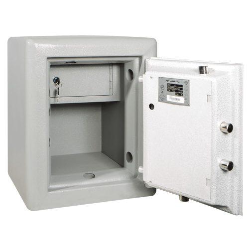 گاوصندوق خانگی با قفل کلیدی کاوه مدل 150K