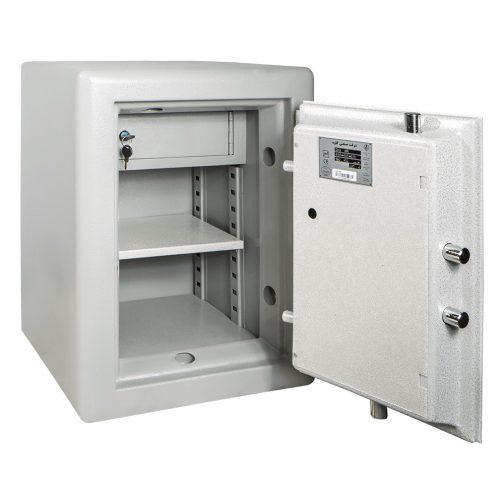گاوصندوق سبک 250KR رمز مکانیکی درب باز