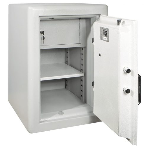 گاوصندوق خانگی با رمز مکانیکی مدل 350KR